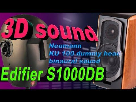 3D Sound Of Edifier S1000DB
