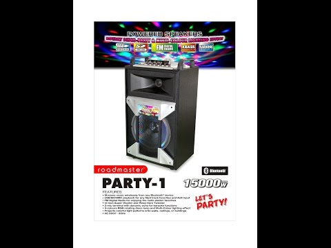 Roadmaster Party-1