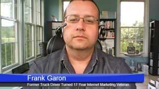 A Frank Discussion:  Web-Bender Frank Garon