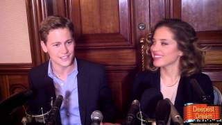 "Video ""Allegiance"" Stars Gavin Stenhouse & Margarita Levieva Speak Russian download MP3, 3GP, MP4, WEBM, AVI, FLV Oktober 2017"