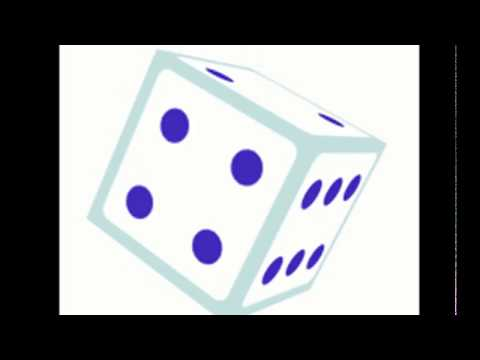 ROLL THE DICE - Make a 3D animated DICE (cube) in GIMP 2.8 thumbnail