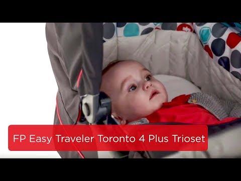 FP Easy Traveler Toronto 4 Plus Trioset