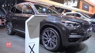 2019 BMW X3 xDrive 20d - Exterior And Interior Walkaround - 2018 Paris Motor Show