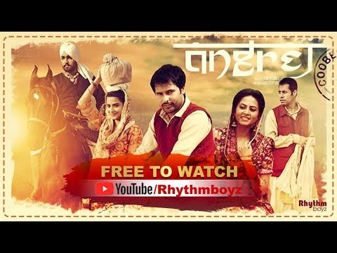 Angrej Full Movie (HD) | Amrinder Gill | Aditi Sharma | Sargun Mehta|Superhit Punjabi Movies