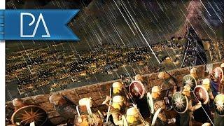 HELMS DEEP UNDER SIEGE - Third Age Total War Gameplay [Historical Battle]