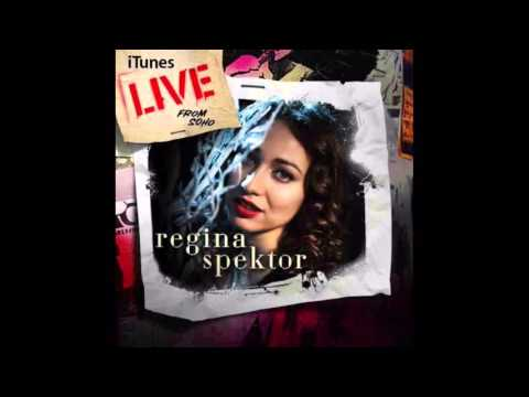 Regina Spektor - Laughing With (iTunes Live From Soho)