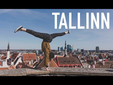 Tallinn Trip // 2018
