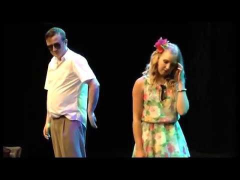 Ciara - Doing Mamma Mia performance