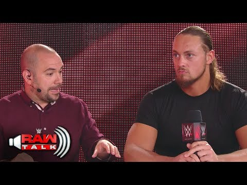 Big Cass believes he can beat Brock Lesnar and become Universal Champion: Raw Talk, July 9, 2017