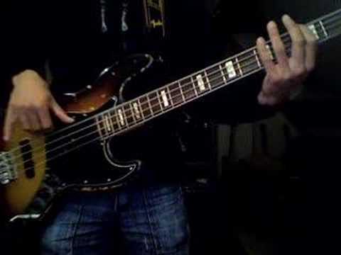 Reggae Bass Peter Tosh 'Johnny B. Goode'
