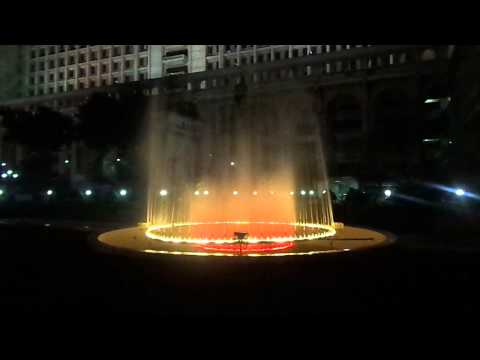 Musical Fountain in Dhaka City corporation. Made By mrinal Haque