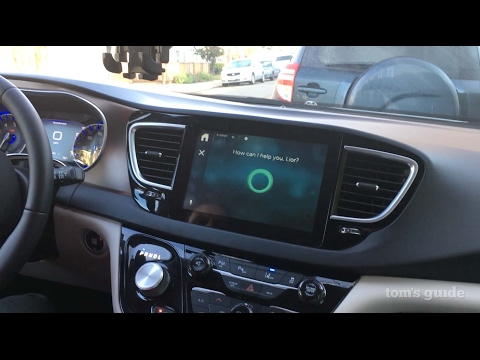 Driving with Nuance's  Dragon Drive AI Assistant thumbnail