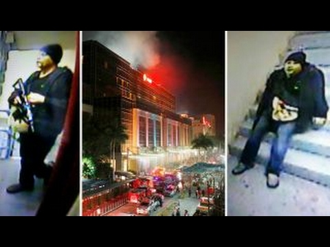 Attack on Manila resort casino leaves 35 dead