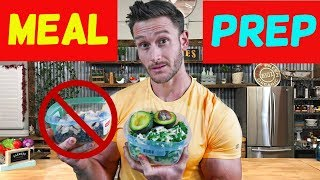 5 Ways to Make Meal Prep MUCH More Effective