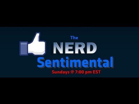 Nerd Sentimental Show #1 11-03-13 (Premiere Broadcast!)