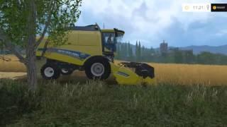 """[""""Landwirtschaft Simulator LS15 Burgenland Map mod""""]"""