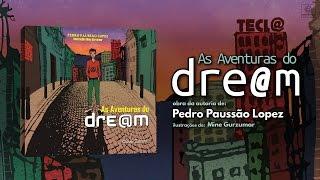 capa de As Aventuras do Dre@m de Pedro Paussão Lopez