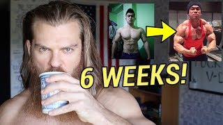 "Jeremy Buendia's Client ""Transformation"" 