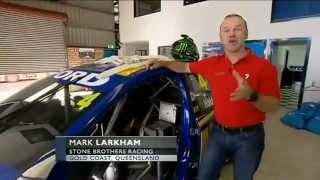 Mark Larkham Explains 'driver Cooling' In V8 Supercars
