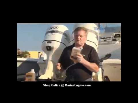 How to Bleed Purge Boat Hydraulic Steering System