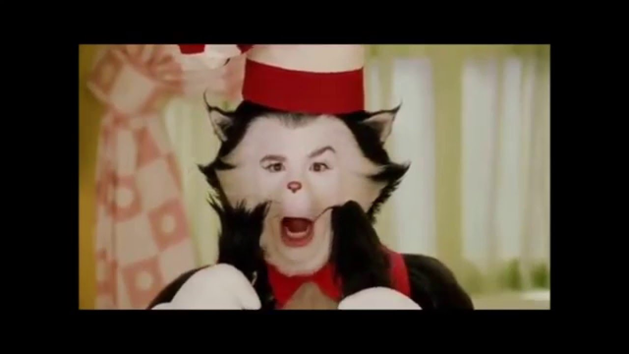 The Cat In The Hat Youtube Poop