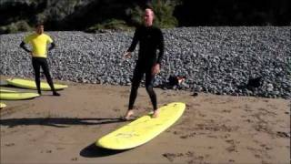 How to Surf - In Less Than Three Minutes