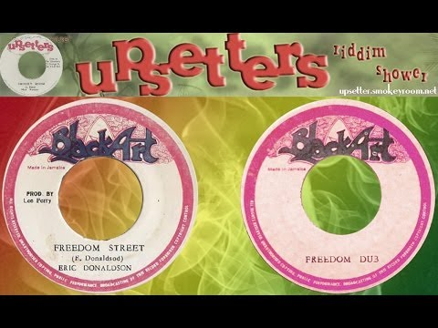 FREEDOM STREET + VERSION ⬥Eric Donaldson & The Upsetters⬥