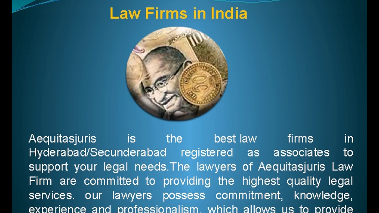 CORPORATE LAWYERS IN HYDERABAD , INDIA | Aequitas juris law firm