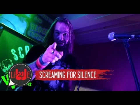 Screaming For Silence | LIVE at Vintage Villains | 3/17/15