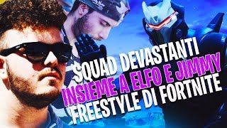 FREESTYLE YOUR FORTNITE WITH A FAMOUS RAPPER!