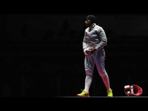 Rio 2016  Fencing Ibtihaj Muhammad becomes 1st Muslim African American woman to win Olympic medal