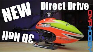 Vidéo: OMPHobby M2 V2 RC Helicopter BNF