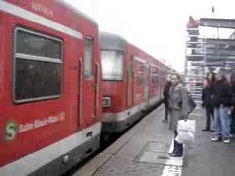 S8 at Russelsheim, Frankfurt