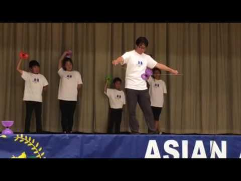 2017 NCCY Chinese YoYo Performance @ Asian American Heritage Festival