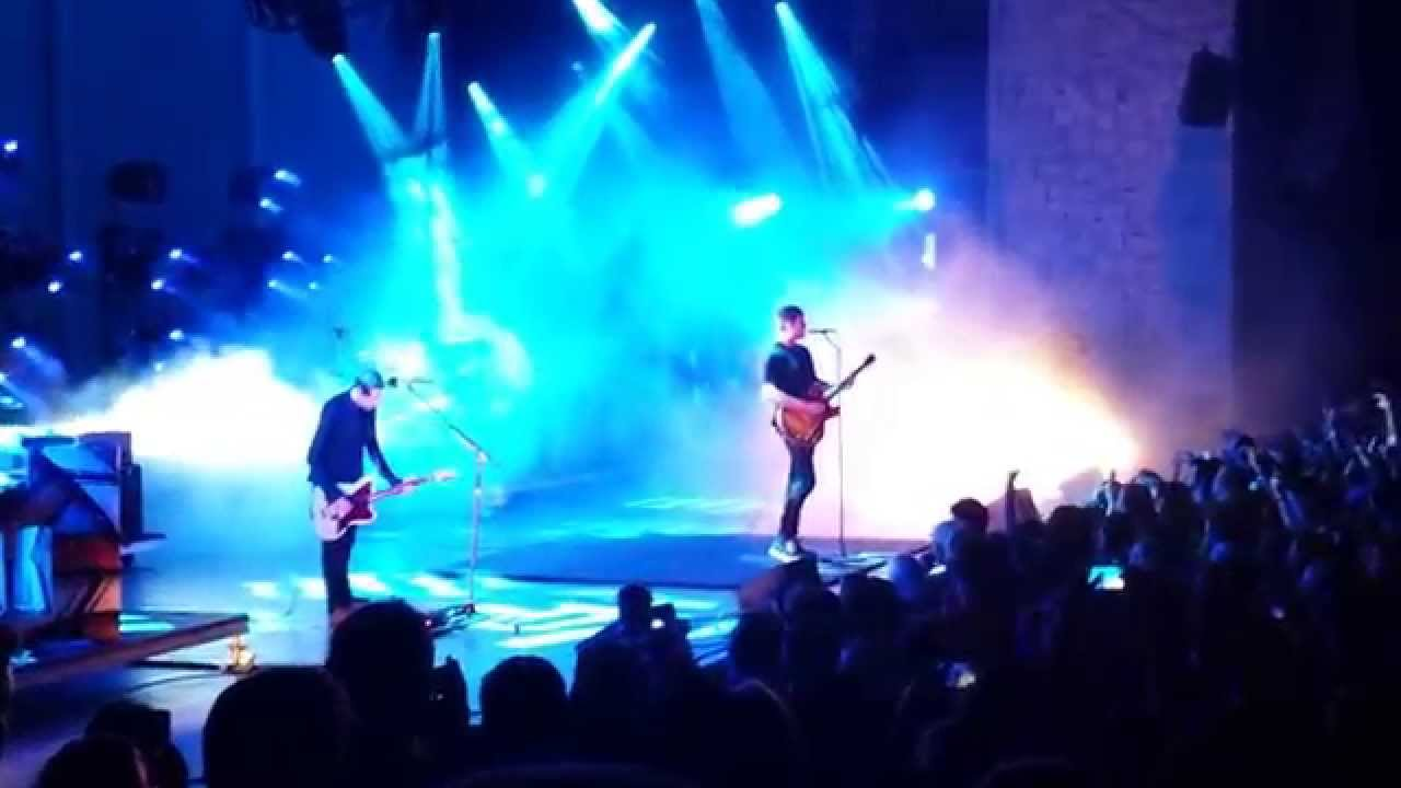 Third Eye Blind Wounded Opening Song At Chastain Park