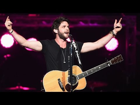 Thomas Rhett - Anthem - Tangled Up - Lyrics