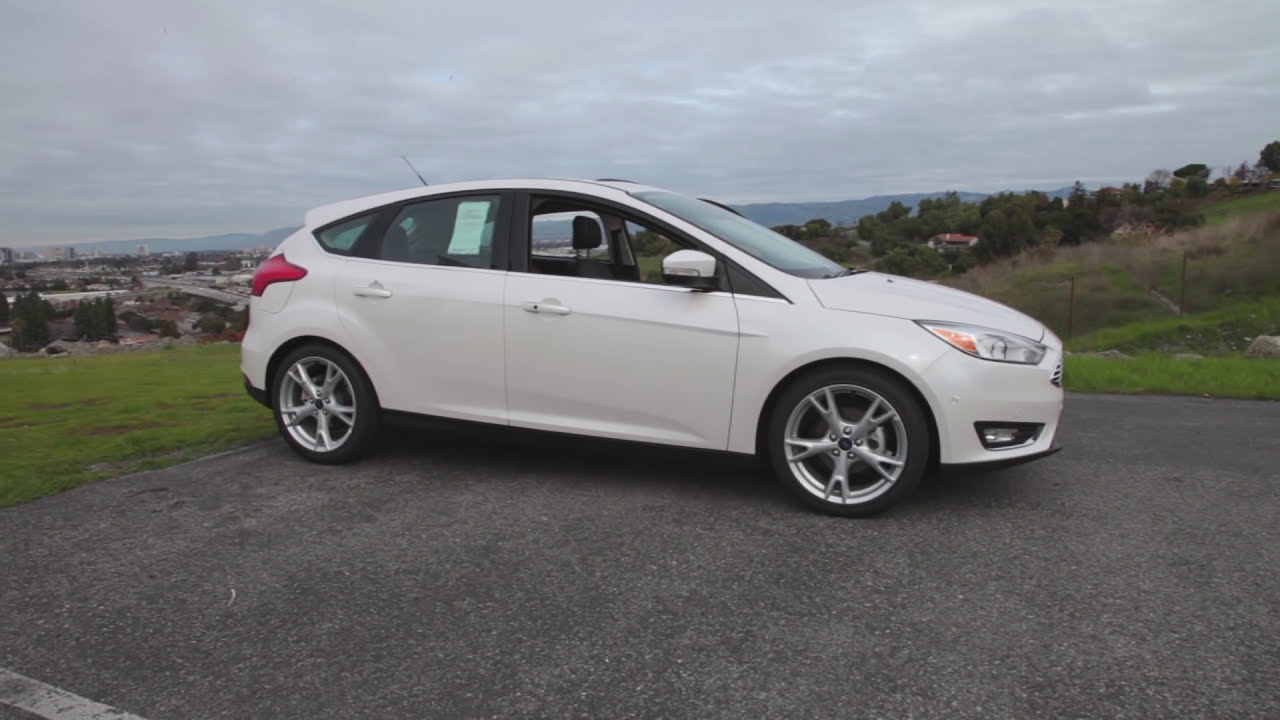 Capitol Ford San Jose >> 2016 Ford Focus Titanium Hatch Review Capitol Ford San