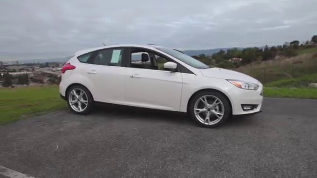 2016 Ford Focus Anium Hatch Review Capitol San Jose Ca You