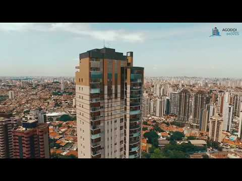Youtube AGodoi Imóveis Capa: Emiliano Anália Franco Apartamentos de 297m² no Jardim Anália Franco