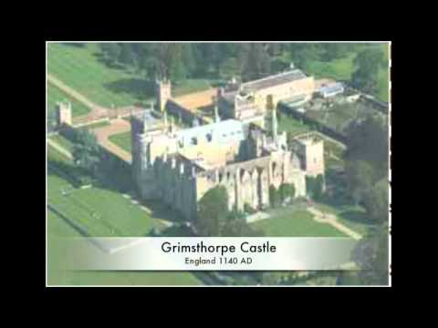 Great Castles of Germany and England