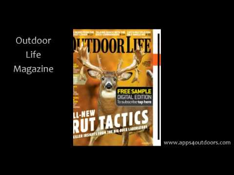 Outdoor Life Mag - app review