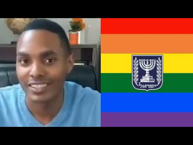 LGBT Councilman Shils For Israel