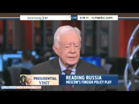 Jimmy Carter's advice for Obama on Crimea: Just do what I did with the Soviets and Afghanistan