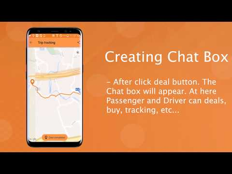 Chat Taxi - App Template - Apps on Google Play
