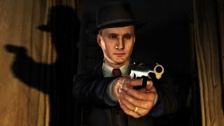 LA Noire PS3 (Driving and Free Roam)