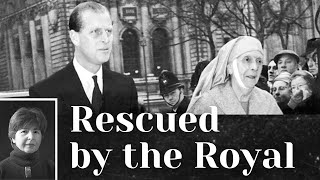 Rescued by the royals