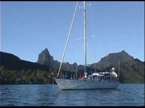 Society Islands of French Polynesia (trailer)