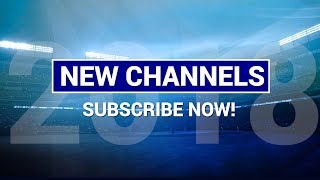 MNXHD2 ❌ FOOTBALL LEVELS | New 2 Channels in 2018!!!