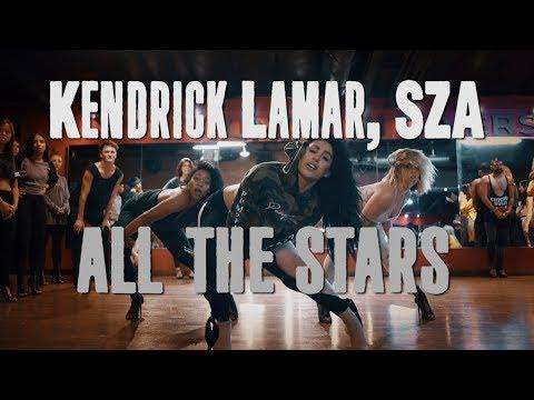 All The Stars  Kendrick Lamar  Brinn Nicole Choreography