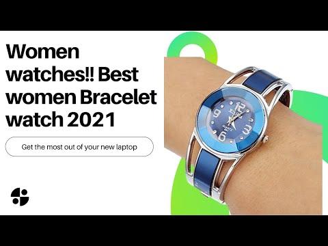 Women watches!! Best women Bracelet watch 2021    smart trendse